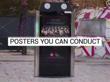 The Poster You Can Conduct