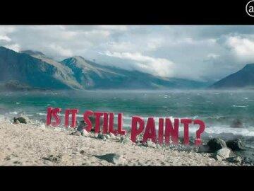 Is It Still Paint?: Aura