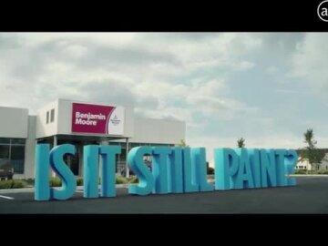 Is It Still Paint?