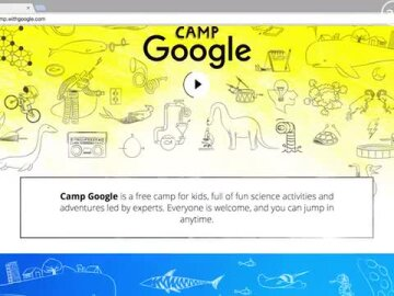 Camp Google