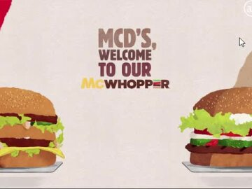 Do It Yoursef McWhopper