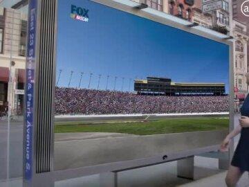 NASCAR Speedvertisement