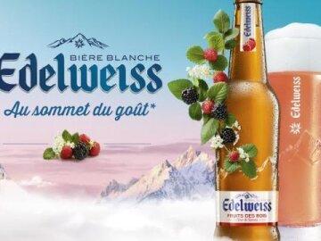 Originale Blanche Fruits Des Bois