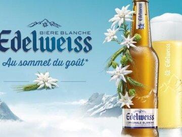 Original Blanche aux notes herbes des montagnes