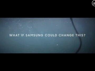 Samsung's Galaxy Surfboard