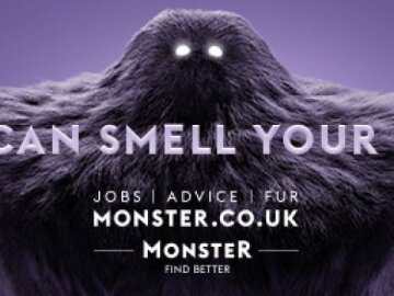 Monster Can Smell Your Potential
