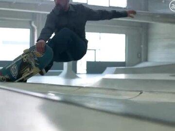 Kickass skateboarding