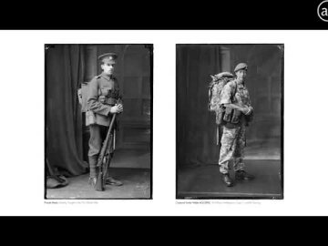 Portraits Behind The Poppy