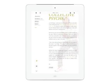 The Cask iPad App