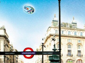 Turning The World Oval - Transport of London