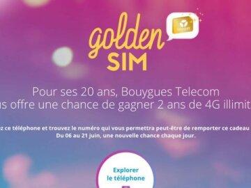 Golden SIM