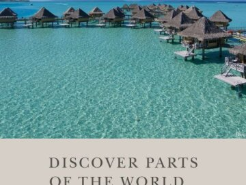Discover parts of the world that really should be mythical