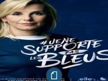 #JeNeSupportePasLesBleus - Laurence Ferrari