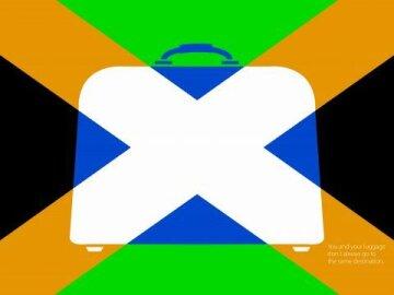 Jamaica - Scotland