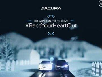 #RaceYourHeartOut