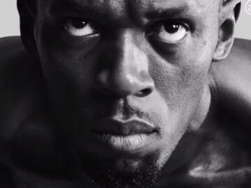 Usain Bolt #BeTheFastest