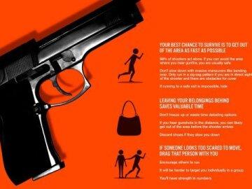 Public shooting