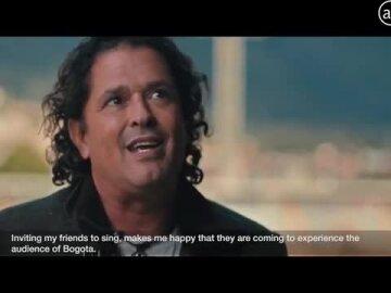 Carlos Vives y sus amigos (trailer)