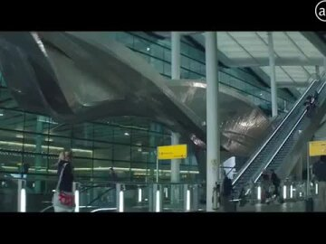 The First Flight - Heathrow Airport Summer 2016