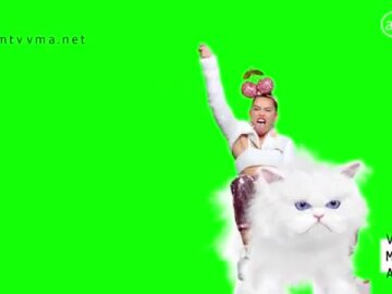 MTV VMA Green-Screens