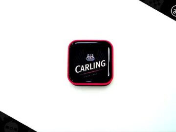 Introducing the Carling Beer Button