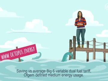Octopus Energy TV ad