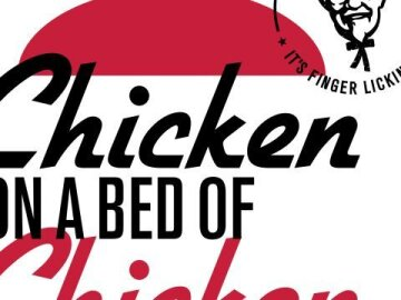 Bed Of Chicken