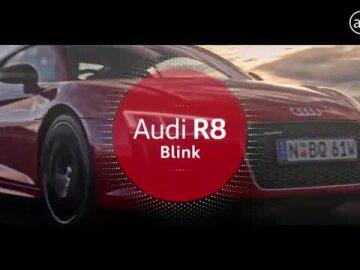 Audi R8 Blink