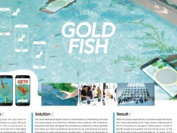 Digital Goldfish Scooping (board)
