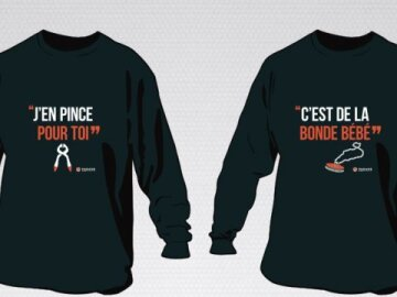T-Shirts Métiers 3