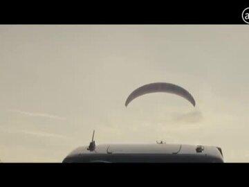 The Flying Passenger