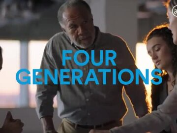 Workforce - Generations (30 Seconds)