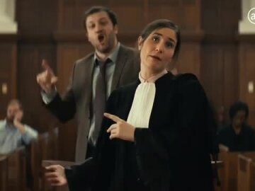 L'avocate