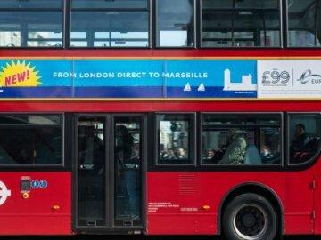 Marseille - bus