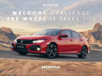 Honda-Civic - Up