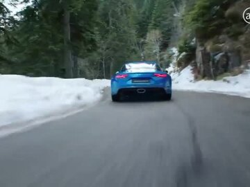 L' Alpine A110 est de retour