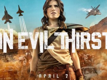 """An Evil Thirst"" - Movie Poster"