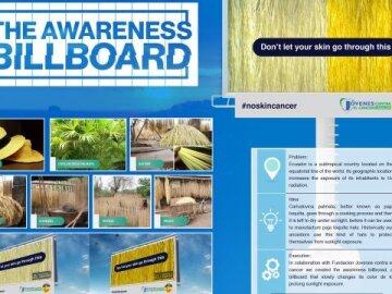 The Awareness billboard 1