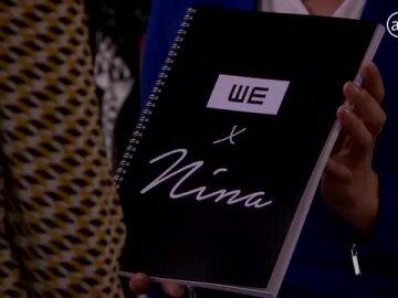 WE X Nina