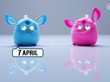 April 7: Furbies
