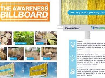 The Awareness billboard 2