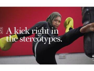 Kick Stereotypes