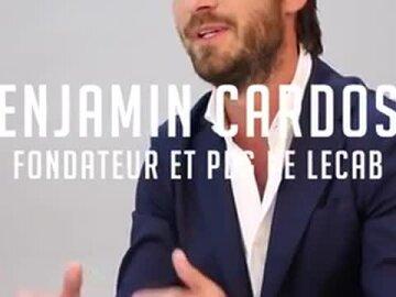 Benjamin Cardoso – Fondateur   PDG, Lecab