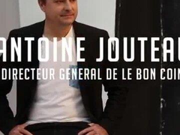 Antoine Jouteau – Directeur Général, Le Bon Coin