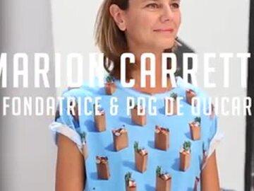 Marion Carrette – Fondatrice   PDG, Ouicar
