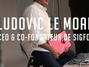 Ludovic le Moan – Fondateur et Directeur Général, Sigfox
