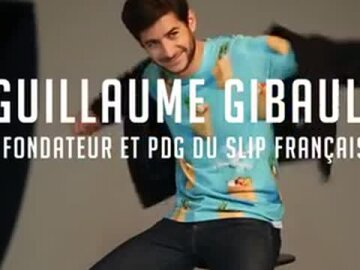 Guillaume Gibault – Fondateur   PDG, Le Slip Français