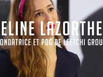 Céline Lazorthes - Fondatrice   PDG, Leetchi Group