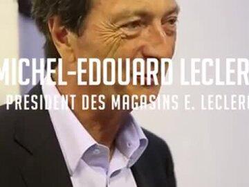 Michel-Edouard Leclerc – Président des Magasins E. Leclerc