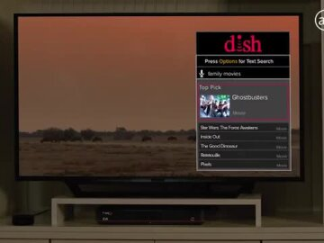 Introducing DISH with Amazon Alexa